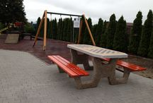 Ławki betonowe Bielsko Biała / Zakres asortymentu naszego sklepu
