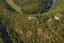 Letecké fotografie Nového Hrádku
