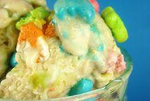 Lucky Charms ice cream
