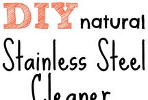 Homemade cleaning mixes