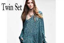 Twin Set / Twin Set collezione e catalogo primavera estate e autunno inverno abiti abbigliamento accessori scarpe borse sfilata donna.
