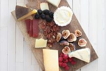 Cheese Board Ideas / Perfect for all occasions these cheese boards will be a hit.