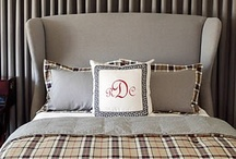 DECOR Pillows / One of the most versatile decorating tools. Just changing a few pillows can transform a room. Pillow placement ideas and DIY pillow covers.