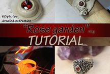 Metal clay, other metal tutorials and jewelry