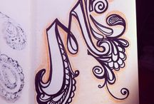 Lettering and Caligraphy
