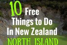 Nieuw Zeeland / Ter voorbereiding op mn trip naar Nieuw Zeeland (noordelijk eiland)