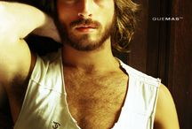 Hollywood on Tap / This is Sean. His beard is full of secrets. :) / by Avery Flynn