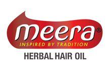 Meera Herbal hair oil