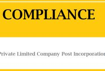 Private Limited Company Compliance India