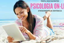 Psicologia online: Perfil de Pacientes Via Internet