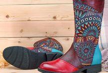 Boots - Clothes - Belts -