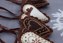 Crafts-hearts / by Sheila Newman Pitts