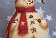 Christmas - Snowmen