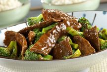 {Meat} Beef Recipes / recipes with beef as the primary protein. see also: Recipes, Soups, and Sandwiches / by Mary Eichman