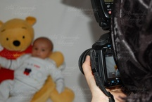 My Back Stage Baby Photos