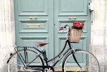 Vintage Beauty - Bikes
