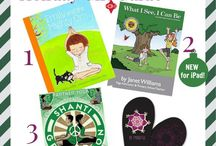 Things I want to Get for my Kids Yoga / these are great products I want to get, have got, or have put here to be on my wish list for teaching kids yoga