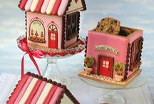 Gingerbread's Houses