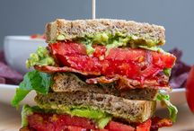 Sandwiches / by Kelly Cantrell