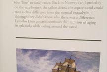 Scandinavian aquavit