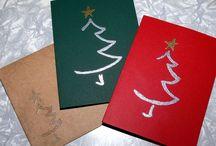 navideños de  fieltro