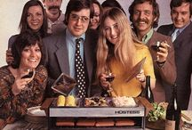 1970s Home Entertaining