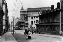 Old photos from Helsinki