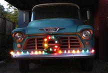 Holiday Vehicle Decorations