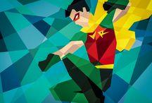 Geometric Heroes / by Luisen Ramos