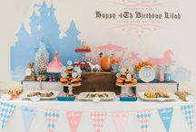 Cinderella Party / Cinderella party ideas, cinderella, cinderella birthday, cinderella party theme, cinderella birthday ideas, girl party ideas, girl party theme, Disney movie party, kids party, kids party themes, princess party