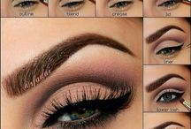 Makeup / Eyemakeup inspiration<3
