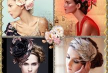 Quatre femmes en fleur / Gif