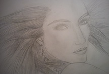 """""""Sketch"""" / Paintings with pencil.."""