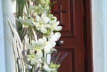 floral art / floral art