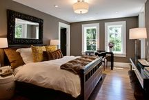 bedrooms and living rooms