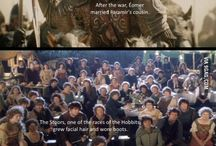 Lord Of The Rings&Hobbit