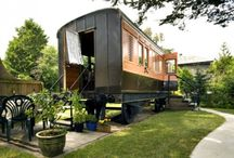 Tiny House Ideas / The best ideas for vintage looks in a tiny house.