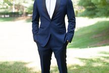✷ Groom Outfit Ideas / Lots of cool groom's wedding outfit ideas
