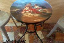 Τραπέζι σιδερένιο