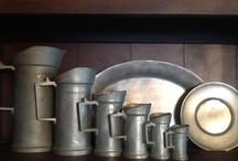 Early Pewter / by Early American Home