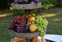 catering fruta