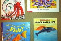 Ocean Themed Books