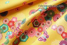 Prints, Fabrics and Patterns