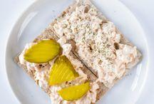 THM lunch ideas / by Amanda Allmon