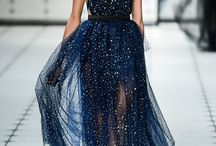 galaxies dresses