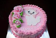 красивые торты (для вдохновения)