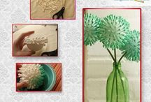 Easy #art out of everyday objects