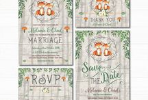 Woodland Wedding / 0