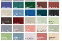 workbook colours