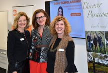 2016: Adelaide Connexions July / Guest speaker Kate Christie from Time Stylers spoke to 50 Adelaide business women at a networking event hosted by AIM